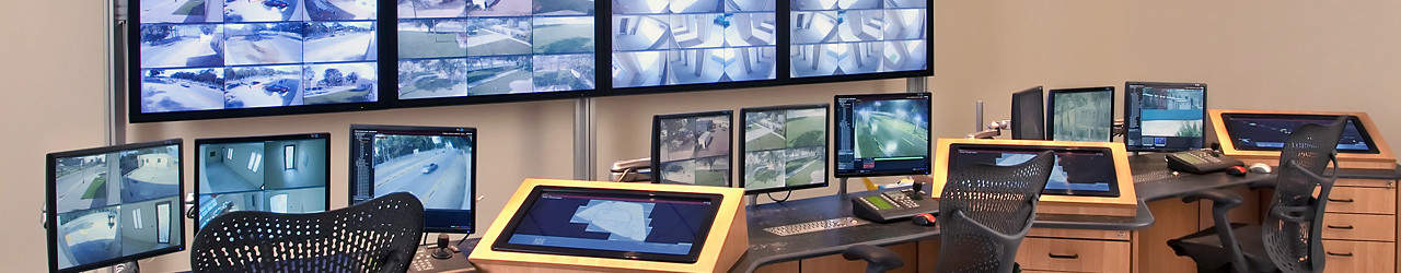 CCTV Surveillance Remote Monitoring Systems